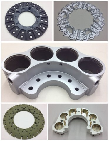 ATI brake part images