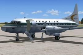 Convair  CV-240, -340, -440, -580, -600